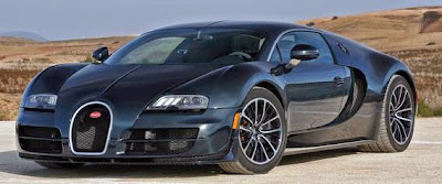 Bugatti Veyron Super Sport – kecepatan 267.8 mph (mobil tercepat di dunia 2013)