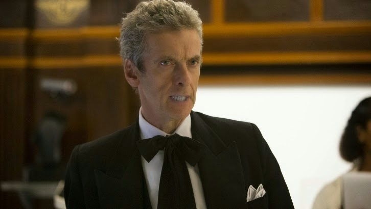 "Doctor Who - Mummy on the Orient Express & Flatline - Review: ""What it means to be the Doctor"""