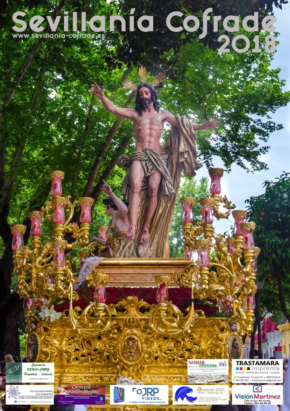 Cartel Sevillanía Cofrade 2018