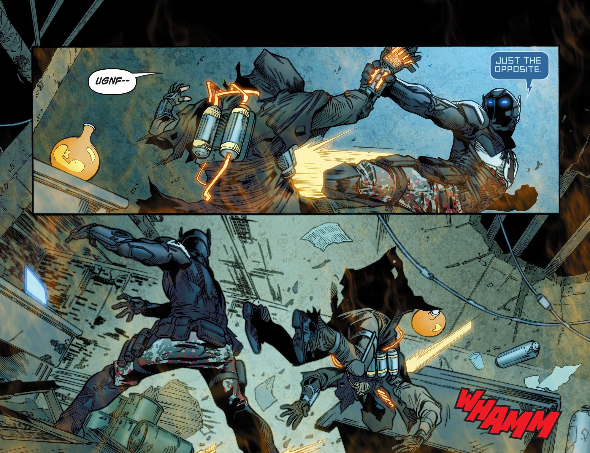 Batman: Arkham Knight [I] Issue #34 #36 - English 9