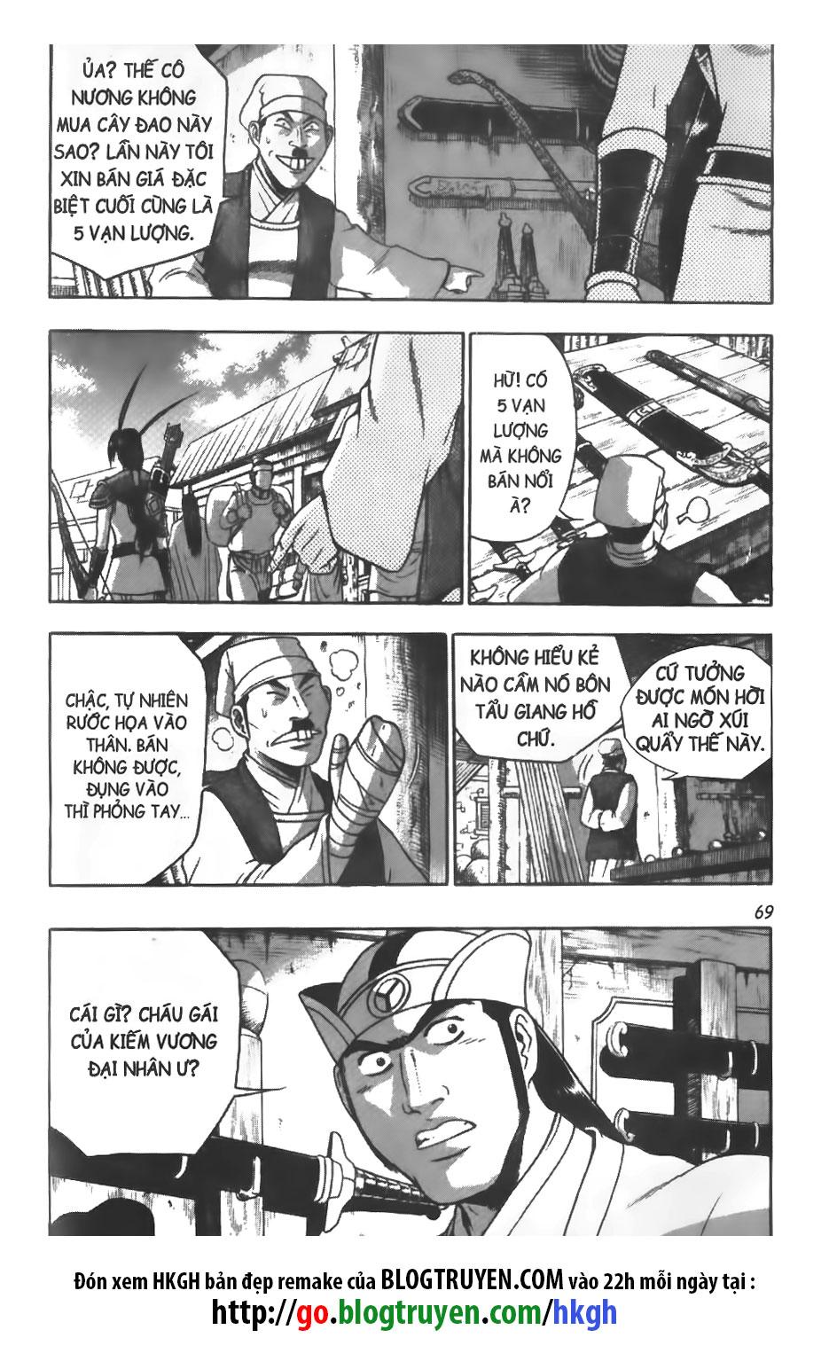 Hiệp Khách Giang Hồ chap 273 Trang 18 - Mangak.info