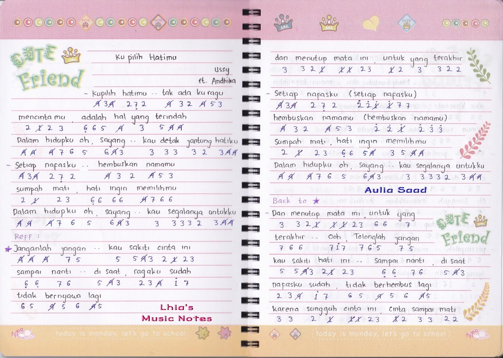 Lagu Kenangan Indonesia Terpopuler Lirik Lagu Lyrics | Share The ...