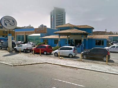 Restaurante Yemanjá: Fachada (foto: Google Street View)