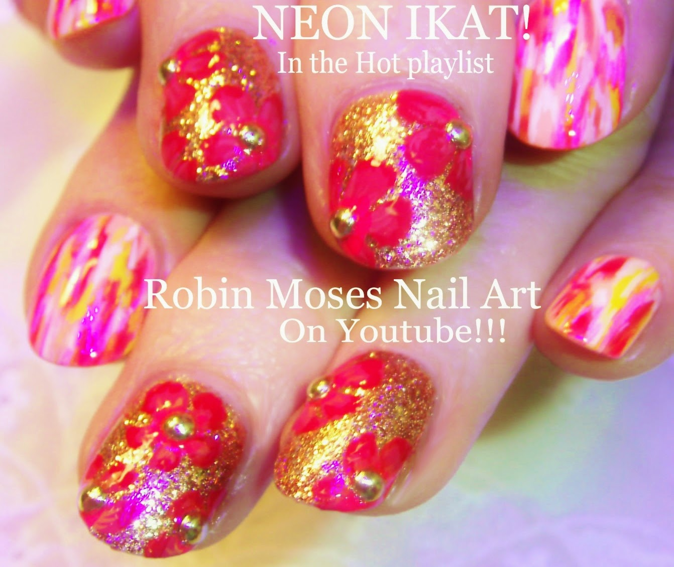 Robin Moses Nail Art February 2015: Robin Moses Nail Art: March 2015
