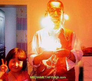 Zhang Deke, Sang Manusia listrik dari Cina