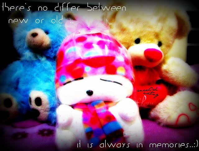 teddy bear comel