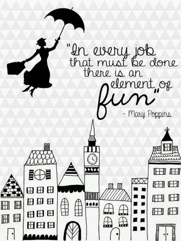 mary poppins | marlee and you
