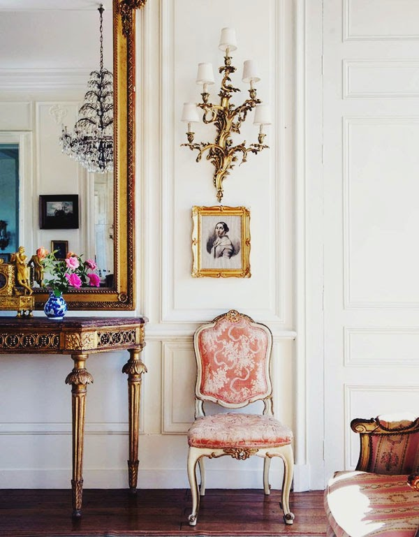 décor inspiration places : la socelière, the loire valley
