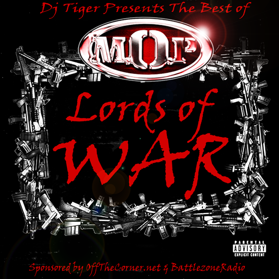 THE BEST OF M.O.P. - LORDS OF WAR