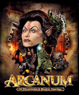 arcanum of steamwork and magick obscura