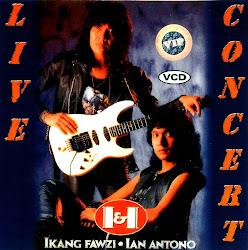Ikang Fawzi & Ian Antono Live Concert, Directed by: Marissa Haque