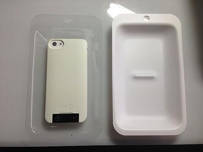 USBメモリー付iPhone5ケース