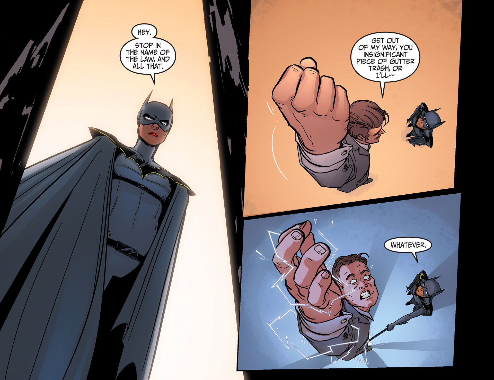 Batman Beyond (2012) Issue #29 #29 - English 13