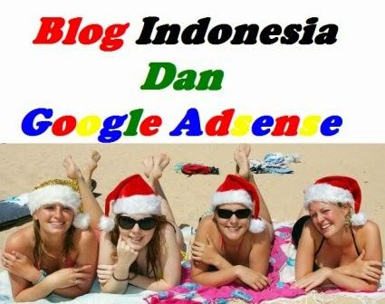 Cara Mudah Blog Bahasa Indonesia Di Terima GA ( Google Adsense )