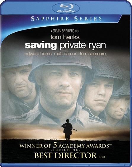 Saving Private Ryan (Rescatando al Soldado Ryan) (1998) 720p y 1080p BDRip mkv Dual Audio AC3 5.1 ch