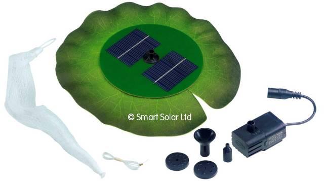 Jard n solar bombas de agua solares con y sin bater a for Bombas solares para fuentes de jardin