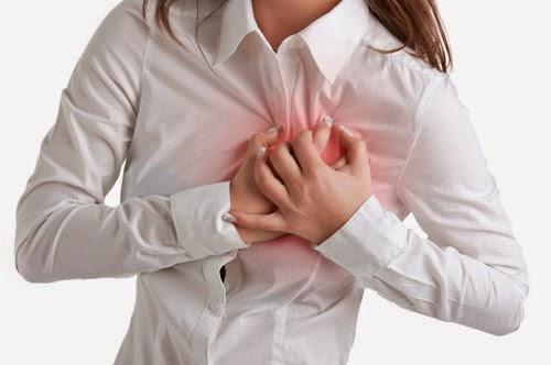 Penyebab Nyeri Dada Karena Gejala Sakit Jantung
