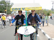 Janete e Bruno na ODKV