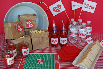 Free University of Utah Party Printables
