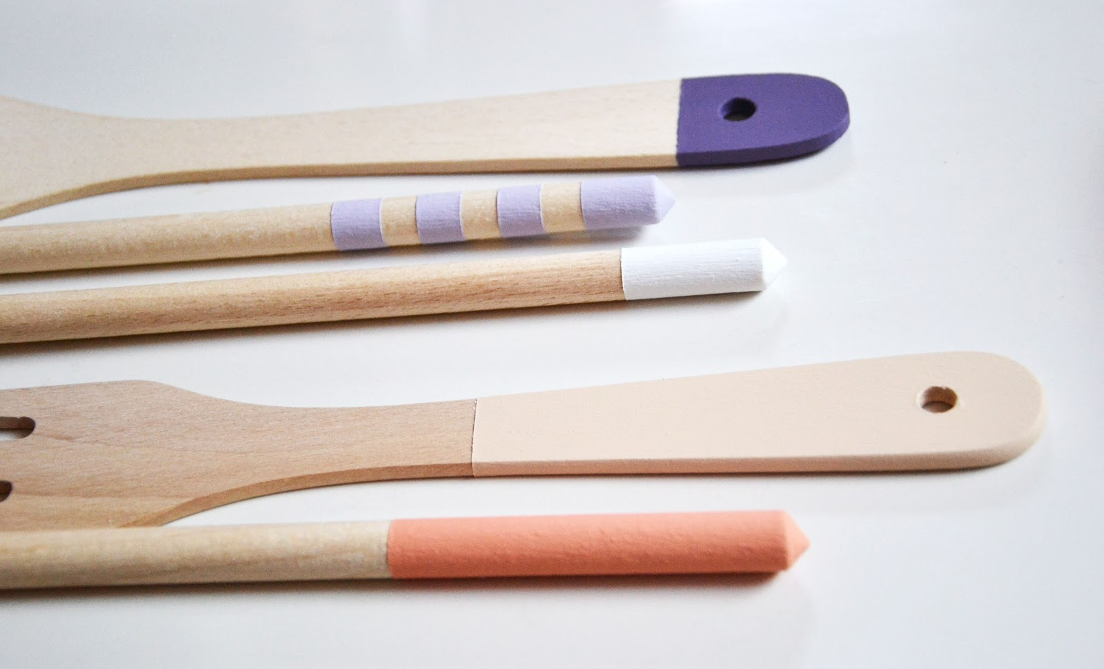 Pastel spoons | The cheekiest monkey of all