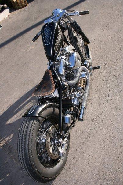 Hardsun Motorcycles  Choppers  Bobbers  U0026 Caf U00e9