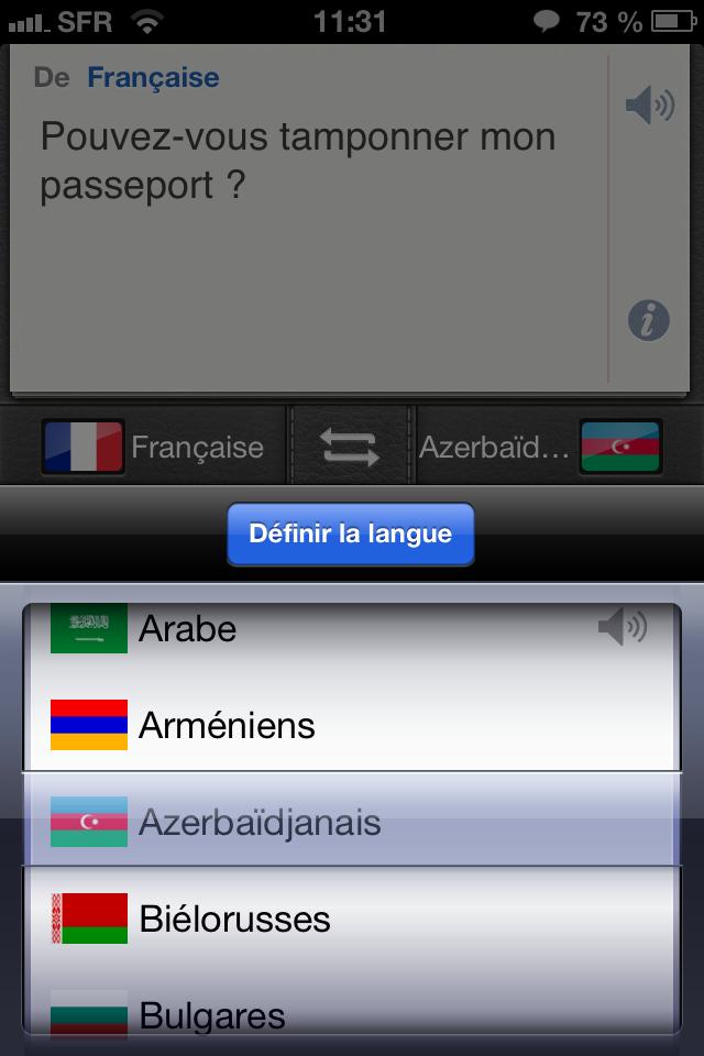 Les Applications Iphone Que J 39 Utilise Pendant Le Voyage