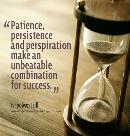 Napolean Hill Success Quote