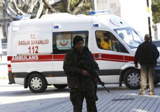 Η Γερμανία «χτυπήθηκε» από την τρομοκρατία σε τουρκικό έδαφος! 9 στους 10 νεκρούς πολίτες της
