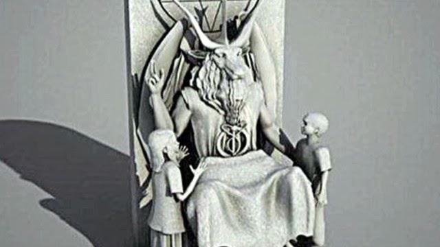 Grupo pide poner una estatua satánica en un edificio estatal en EE.UU.