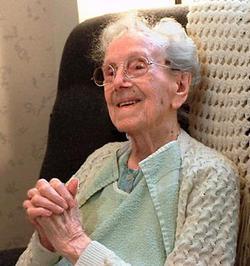 Sarah Knauss wanita tertua di dunia yang pernah hidup