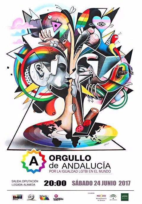 Orgullo de Andalucía.