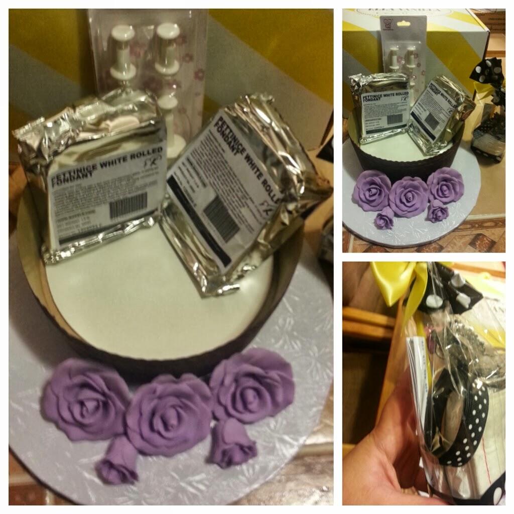 Vanilla Cake Decor : It s a Mom Thing Reviews & More!: Ella Vanilla Cake ...