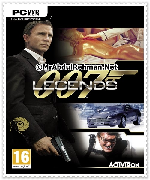 007 Legends PC Game Free Download Full Version
