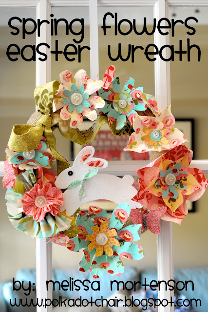 easter wreath tutorials