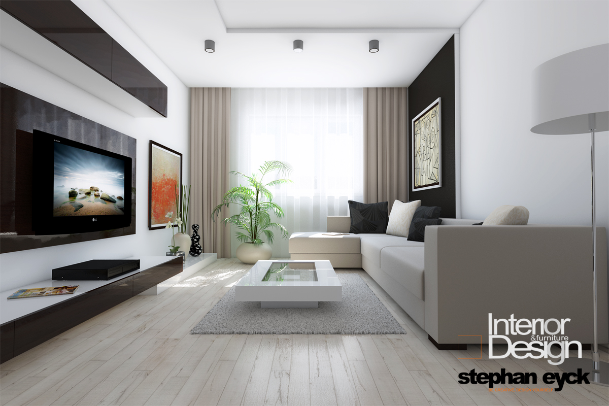 Design interior apartament braila livingroom for I need an interior design for my home