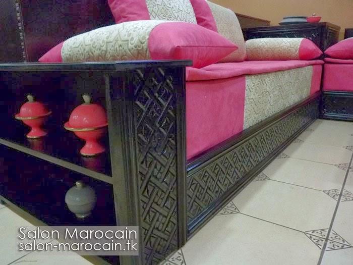 salon marocain 2014jpg 700525 maroc ct rose pinterest - Decoration Triate Du Salon Beldi