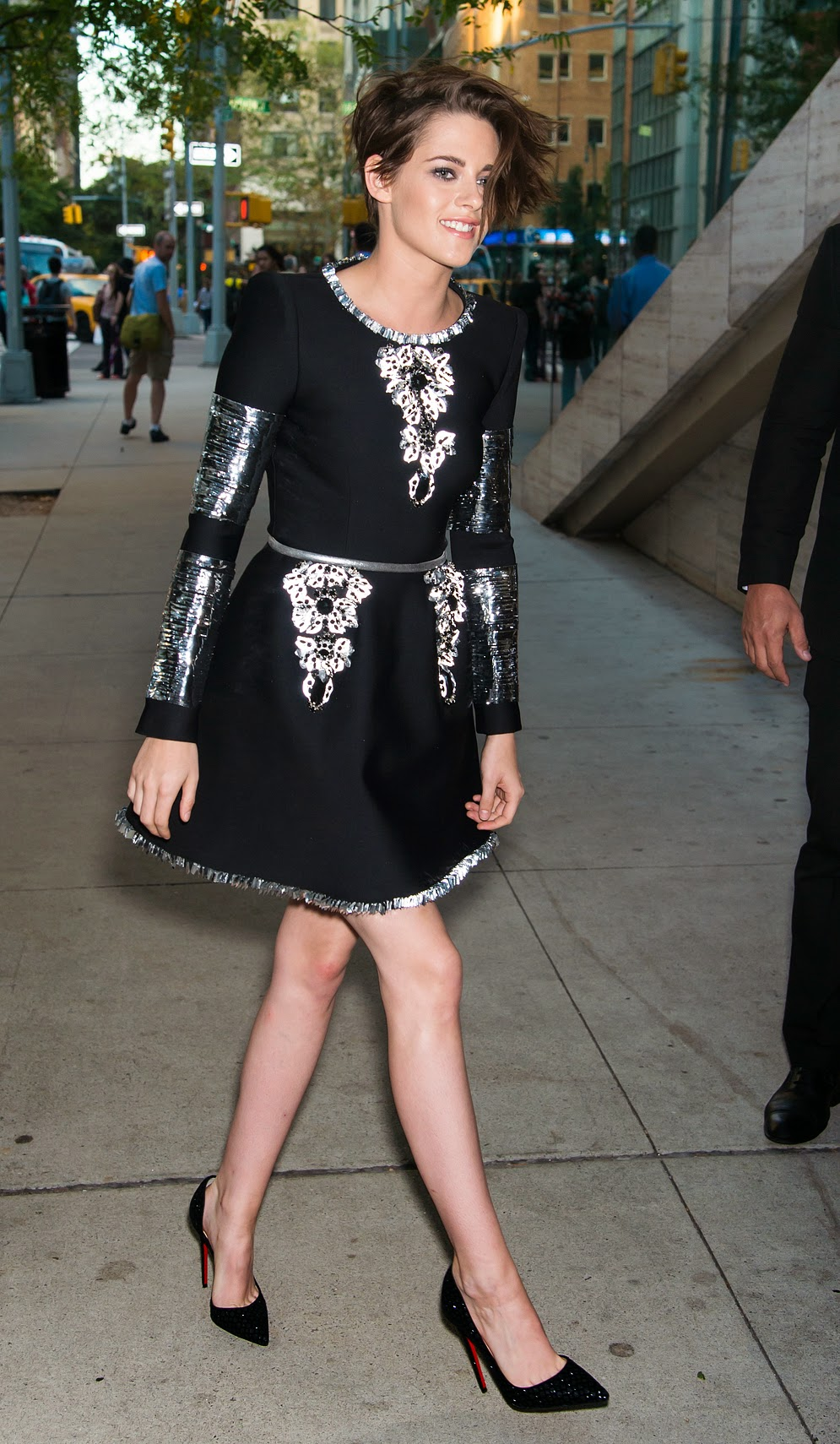 The Toe Cleavage Blog Kristen Stewart Day 2