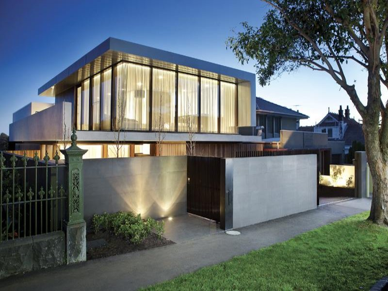 Modern cabinet living in australia dream homes of melbourne for Home architecture melbourne