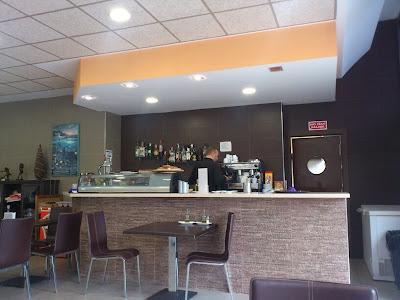 Cafetería restaurante Maui de Valencia