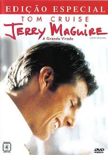 Filme Poster Jerry Maguire - A Grande Virada DVDRip XviD & RMVB Dublado