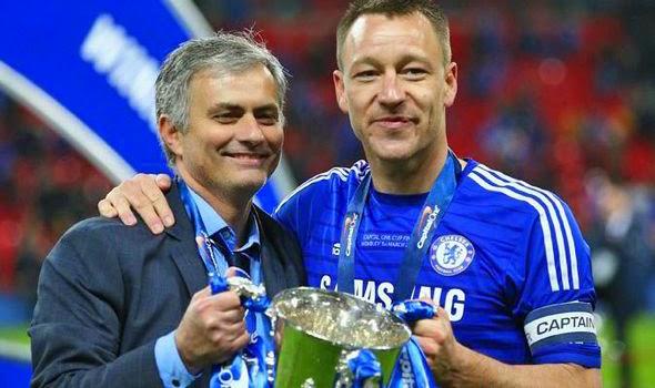 Terry: Mourinho Sosok Penting Bagi Chelsea