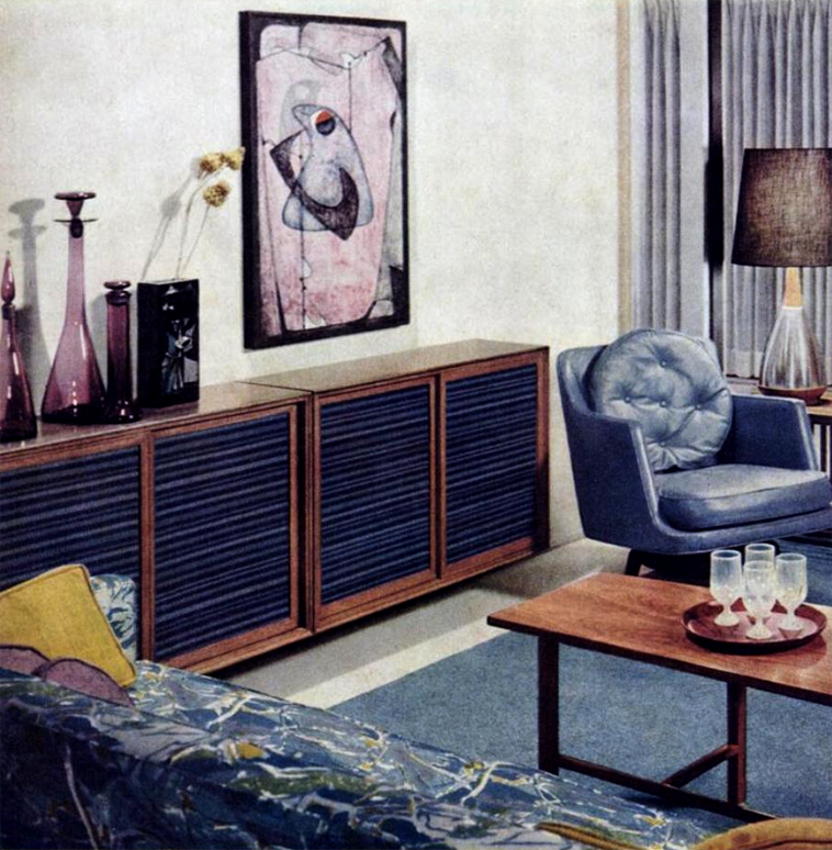 Mid Centuria Art Design And Decor From The Mid Century And Beyond Decorating Ideas Better