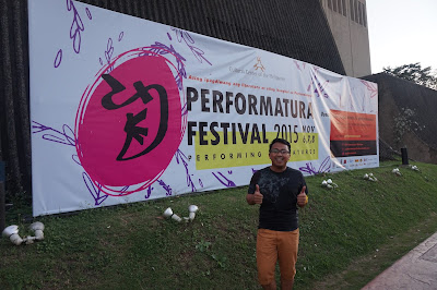 Performatura Festival 2015 Cultural Center of the Philippines