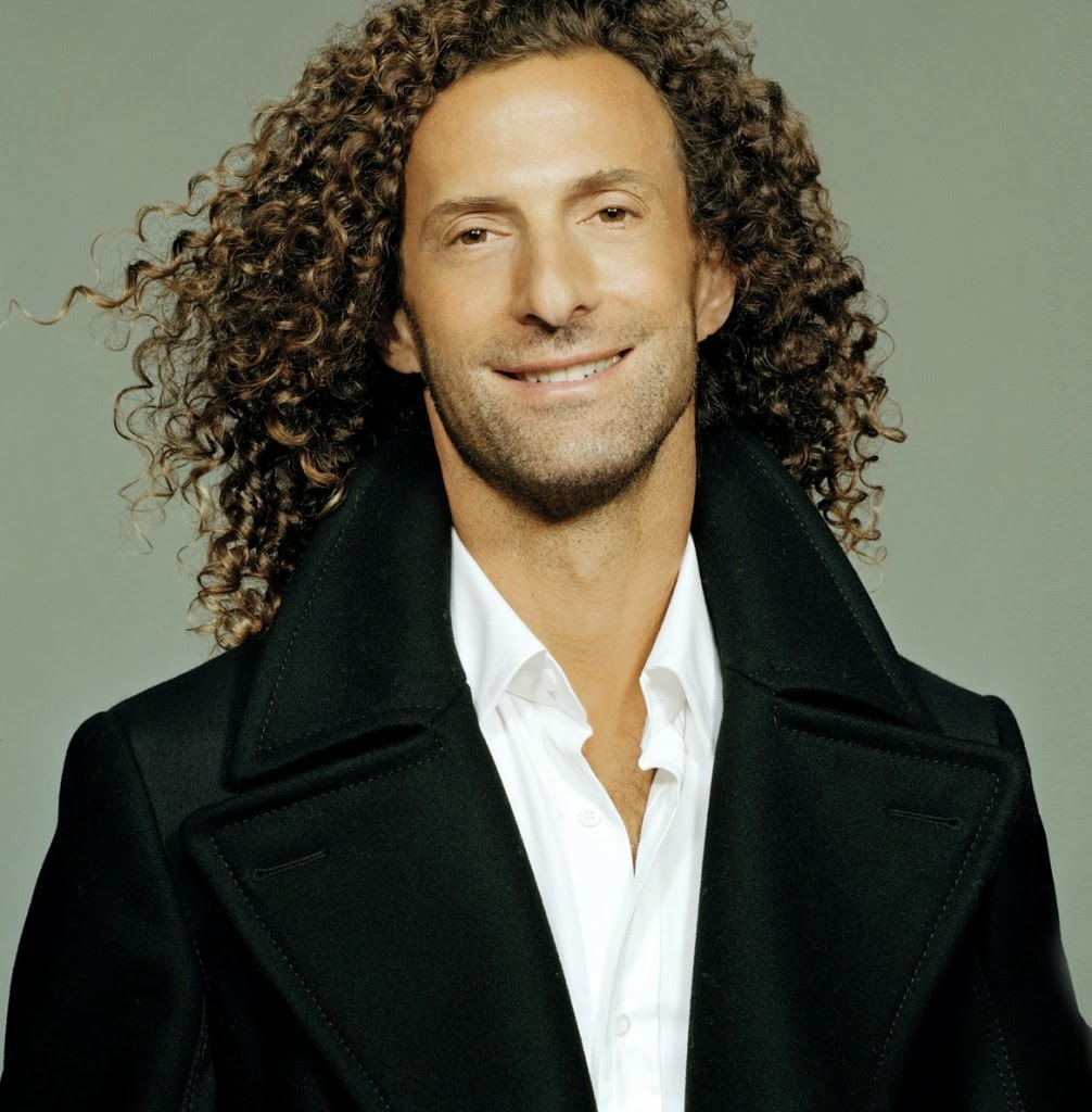 Style mens curly hair