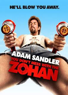 Assistir Filme Zohan - Um Agente Bom de Corte Dublado Online