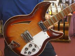 The Rickenbacker 381 V69