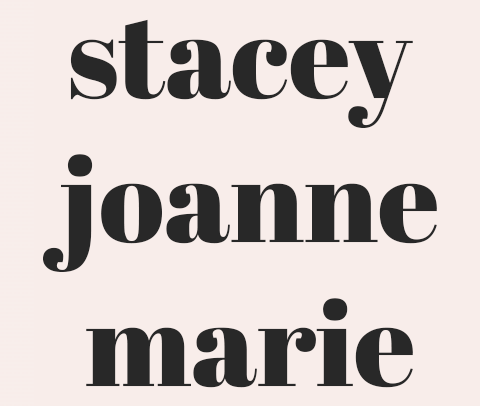 stacey joanne marie