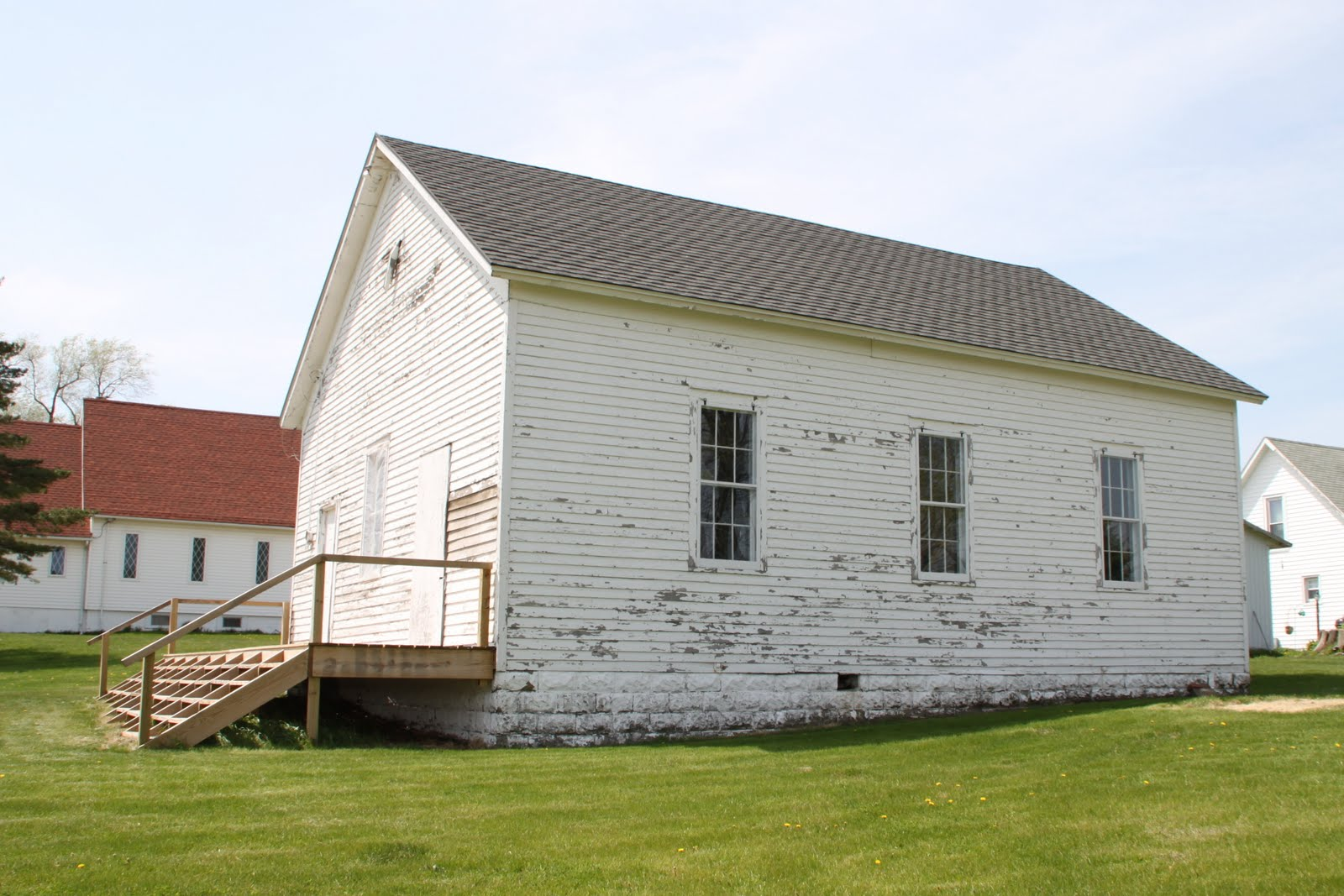 Iowa S One Room Schoolhouses Tama County