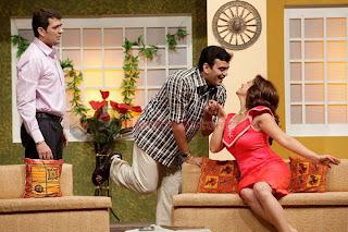 Neha Pendse, Aastad Kale and lokesh gupte lagnachi bedi natak