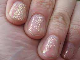 all that glitters  simple nail designs  nail design